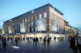 Redevco herontwikkelt C&A-gebouw Eindhoven