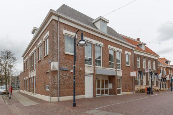 Appartementen in bankgebouw Oldenzaal