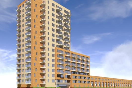 Rijswijk Wonen koopt 124 nieuwbouwappartementen in Den Haag