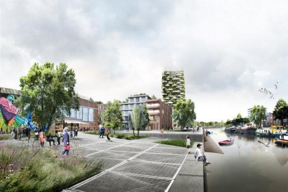 Breda: 'Eén op vijf woningen Havenkwartier wordt sociaal'