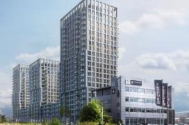 Bouwinvest koopt 449 woningen op het NDSM-terrein