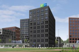 Nieuw hotel Holiday Inn op Flight Forum