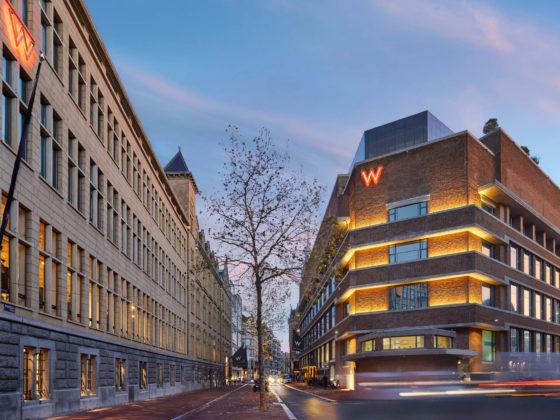 Deka Immobilien uit Duitsland legde ruim 260 miljoen euro neer voor Hotel W in Amsterdam.