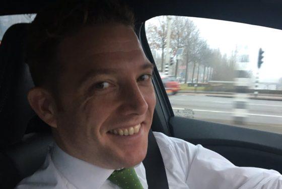 IJsbrand Willemse per 1 januari in dienst bij TREC