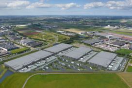 Eerste 30.000 m2 op nieuw logistiek park Schiphol verhuurd