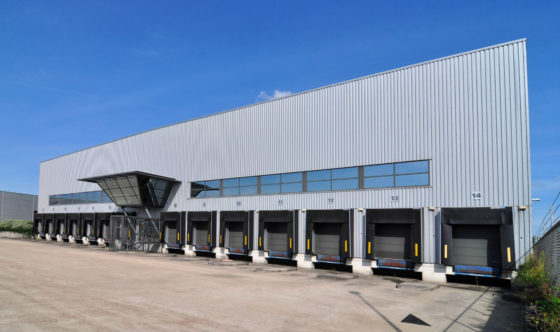 Transportbedrijven huren 10.000 m2 in Tiel