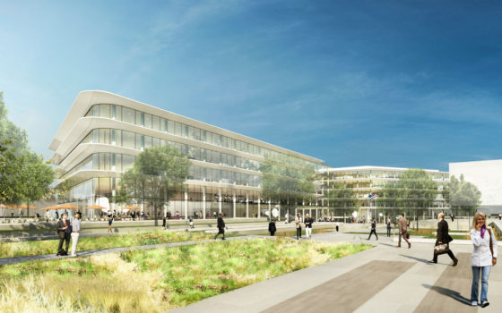 LCN Capital wordt eigenaar van het toekomstige hoofdkantoor van ING aan de Frankemaheerd in Amsterdam. Het pand wordt 36.000 m2 groot en er komen 400 parkeerplaatsen bij.