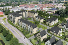 Nieuwbouwwoning bijna 16 procent duurder