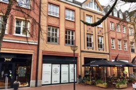 Toasted & Roasted naar centrum Eindhoven