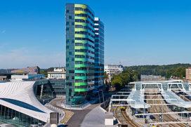Rijksvastgoedbedrijf verlengt kantoorhuur Arnhem