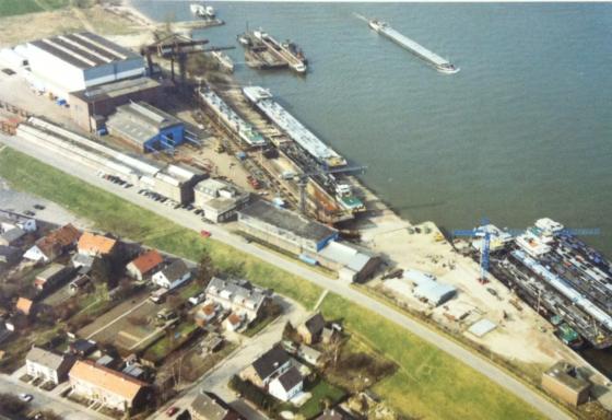 Millingse scheepswerf weer operationeel
