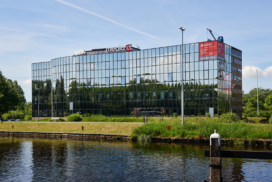 HighBrook verkoopt Scheepvaarthuis in Groningen