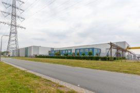 Windturbinemaker naar bedrijfscomplex Enschede