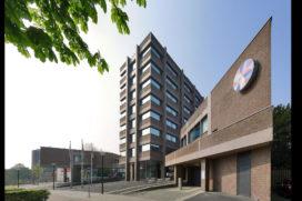 Appartementen in oud SNS-kantoor Amersfoort