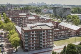 Laatste fase vernieuwing Staalmanpleinbuurt in Amsterdam