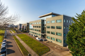 Nexus verhuurt 1.800 m2 kantoorruimte Almere
