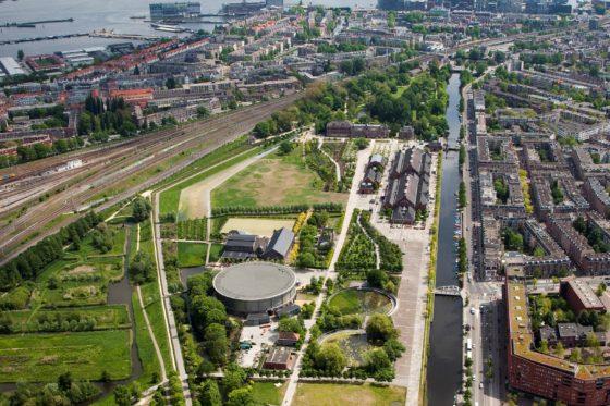 Appelhoven en C&W adviseerden bij Westergasfabriek-deal