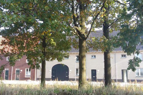 Extra woningen in Brandevoort Helmond