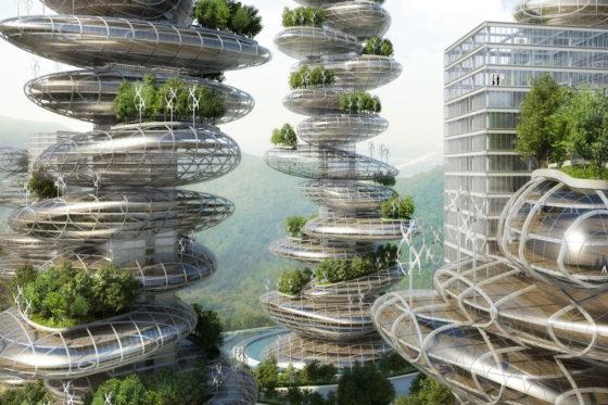 Onderzoek naar stad van de toekomst