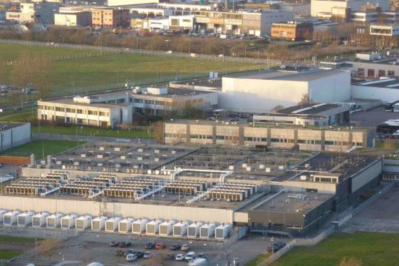 Nieuw datacenter op AMS1 Campus in Amsterdam