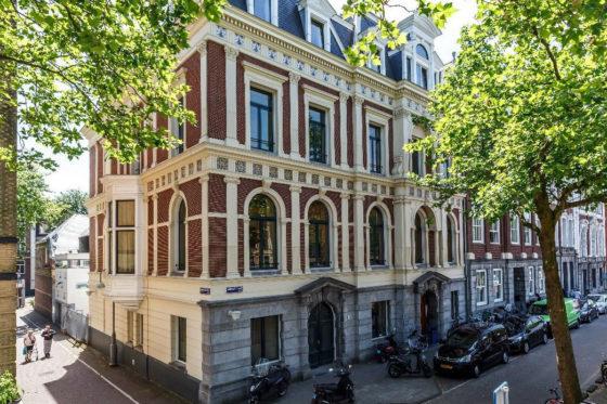 JV APF verwerft Sarphatistraat 8-14 in Amsterdam