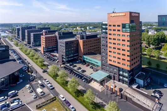 Raiffeissen verkoopt kantorencomplex Nieuwegein