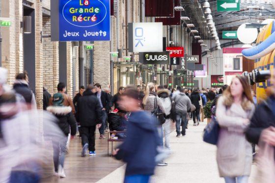 'Wereldhave krijgt Franse winkels maar niet rendabel'