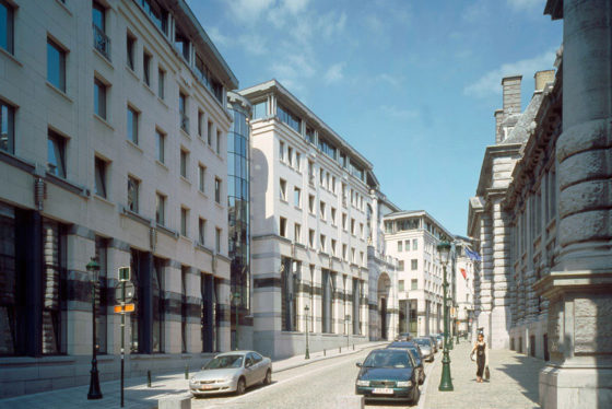 L'Etoile Properties koopt topkantoren Brussel