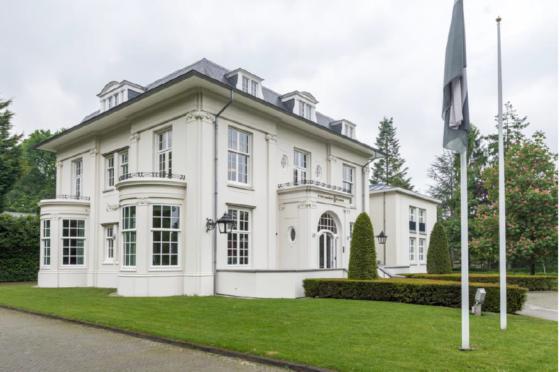 Kantoorvilla 'Het Witte Huis' in Breda verkocht