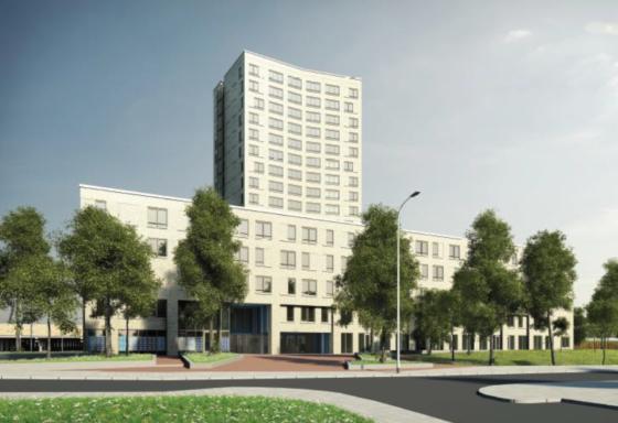 Camelot koopt kavel voor 285 jongerenwoningen in Delft