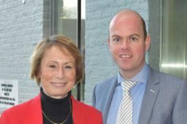 Birgitte van Hoesel bestuursvoorzitter bij AAG