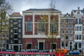 Cording koopt kantoorobject aan Keizersgracht