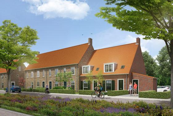 Particulier koopt woningontwikkeling in Helmond