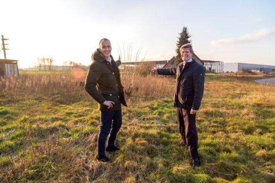 Segro ontwikkelt 45.000 m2 logistiek in Venray