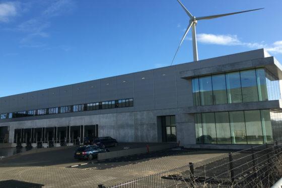 DHG sluit huurovereenkomsten voor Smartlog Europoort