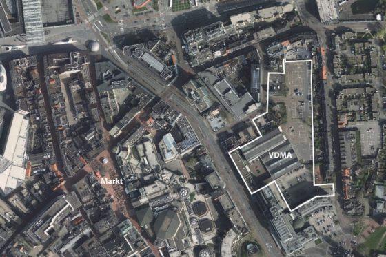 Eindhoven start herontwikkeling VDMA-terrein