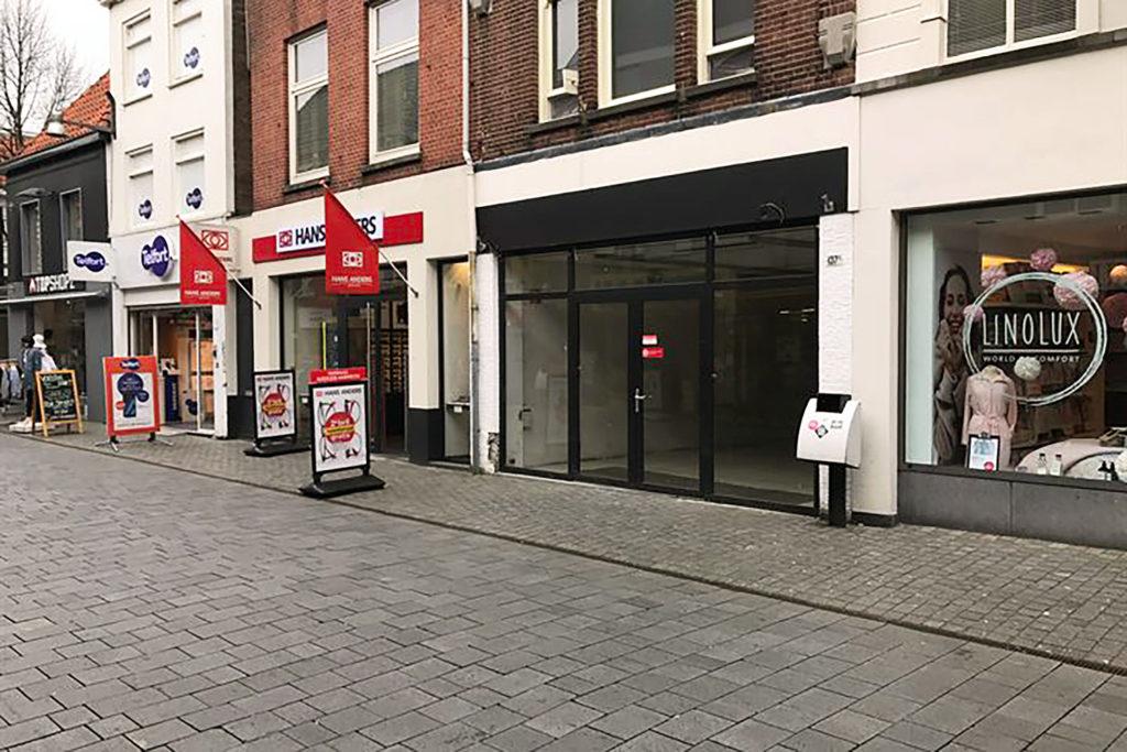 Ginnekenstraat 137c in Breda