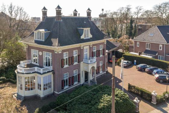 Kantoorvilla Van Lanschot Arnhem verkocht
