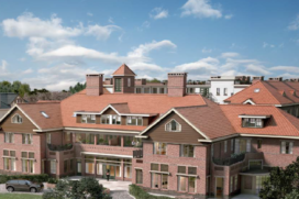 Bouwstart Parq Residence in Wassenaar
