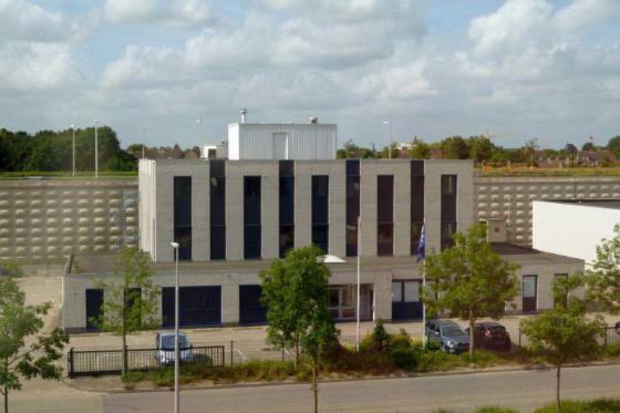 Waterpas en KCB naar kantoor Barendrecht
