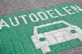 Elektrische deelauto's in Utrechts nieuwbouwproject