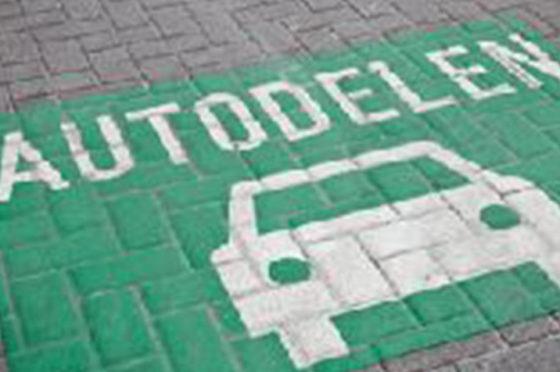 Woningprojecten met deelauto's in G4