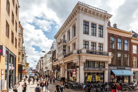 Dela Vastgoed koopt winkelvastgoed Groningen