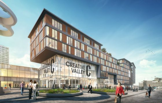 Creative Valley huurt in toekomstig Noordgebouw