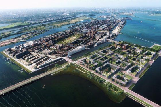 Aanleg Strandeiland IJburg vanaf deze zomer