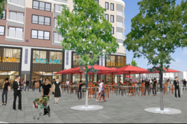 AM RED verwerft winkelcentrum Ringers in Alkmaar