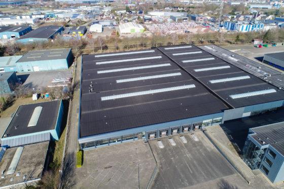 Jusda huurt 11.000 m2 logistiek in Wijchen