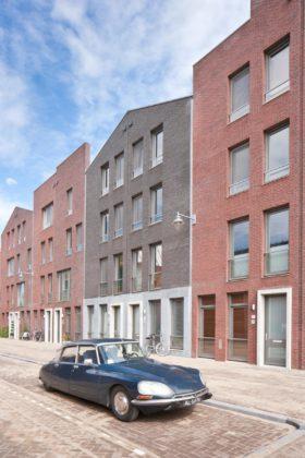 Koningshof, Gouda. Het woningbouwproject Koningshof is een combinatie van oud en nieuw.
