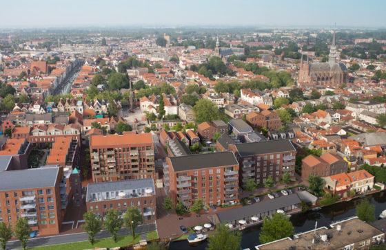 Koningshof, Gouda. Institutioneel vastgoedfonds Altera is eigenaar van de 30 huurappartementen die in de tweede fase werden gerealiseerd. Eerder kocht Altera al 40 huur appartementen in het gebied.