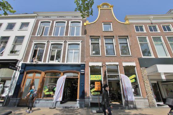 Vila huurt winkel aan Akerkhof in Groningen
